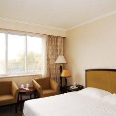 Отель Beijing Ping An Fu Hotel Китай, Пекин - отзывы, цены и фото номеров - забронировать отель Beijing Ping An Fu Hotel онлайн комната для гостей фото 8
