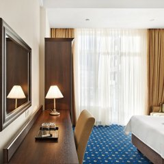 Гостиница Бристоль 3* Номер Делюкс разные типы кроватей фото 3