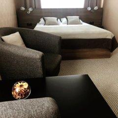 Гостиница Авеню Полулюкс с различными типами кроватей фото 4