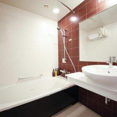 Отель Richmond Hotel Asakusa Япония, Токио - отзывы, цены и фото номеров - забронировать отель Richmond Hotel Asakusa онлайн ванная