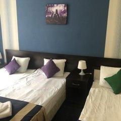 Concert Hotel 3* Улучшенный семейный номер с двуспальной кроватью фото 4
