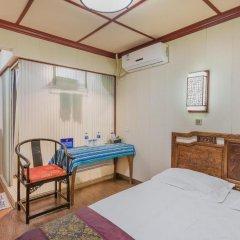 Отель The Classic Courtyard Китай, Пекин - 1 отзыв об отеле, цены и фото номеров - забронировать отель The Classic Courtyard онлайн комната для гостей фото 5