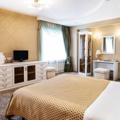 Гостиница Измайлово Бета 3* Свадебный люкс с различными типами кроватей фото 2