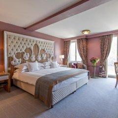Carlton Hotel St Moritz 5* Номер Делюкс с различными типами кроватей фото 2