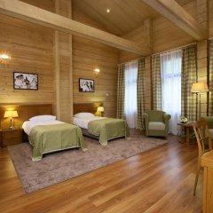 Поляна 1389 Отель и СПА 4* Шале с различными типами кроватей