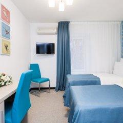 Гостиница Силуэт в Москве 10 отзывов об отеле, цены и фото номеров - забронировать гостиницу Силуэт онлайн Москва комната для гостей фото 5