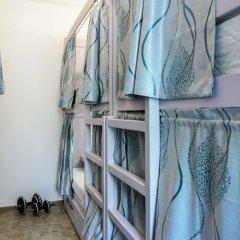 Гостиница Хостелы Рус на Пречистенке Кровать в мужском общем номере с двухъярусными кроватями фото 3