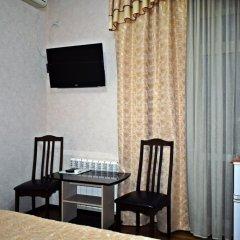 Гостиница Надежда Адлер 3* Стандартный номер с двуспальной кроватью фото 2