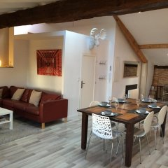 Отель Appartements Quai St Pierre Франция, Тулуза - отзывы, цены и фото номеров - забронировать отель Appartements Quai St Pierre онлайн комната для гостей фото 4