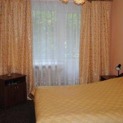 Гостиница На Институтской комната для гостей фото 4