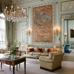 Отель Ritz Paris интерьер отеля