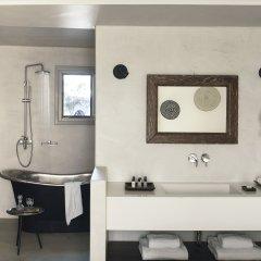 Отель Santo Maris Oia, Luxury Suites & Spa ванная фото 2