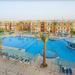 Отель SUNRISE Garden Beach Resort & Spa - All Inclusive Египет, Хургада - 9 отзывов об отеле, цены и фото номеров - забронировать отель SUNRISE Garden Beach Resort & Spa - All Inclusive онлайн бассейн фото 13