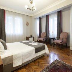 Бутик-отель Istanbul Queen Seagull Улучшенный номер с различными типами кроватей фото 2