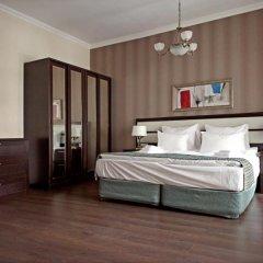 Апартаменты Горки Город Апартаменты комната для гостей фото 3