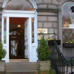 Отель Terrace hotel Великобритания, Эдинбург - отзывы, цены и фото номеров - забронировать отель Terrace hotel онлайн вид на фасад