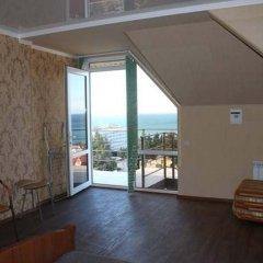 Гостиница Mirnaya Guest House в Сочи отзывы, цены и фото номеров - забронировать гостиницу Mirnaya Guest House онлайн балкон фото 3