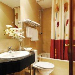 Отель Hostal Orleans ванная фото 2