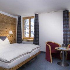 Отель 3100 Kulmhotel Gornergrat Швейцария, Церматт - отзывы, цены и фото номеров - забронировать отель 3100 Kulmhotel Gornergrat онлайн комната для гостей фото 2