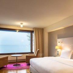 Отель Hilton Helsinki Kalastajatorppa комната для гостей фото 3
