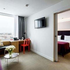 AZIMUT Отель Санкт-Петербург комната для гостей