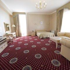 Гостиница Ривьера Хабаровск комната для гостей фото 5