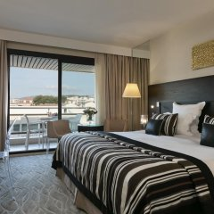 Hotel Barriere Le Gray d'Albion 4* Номер Делюкс