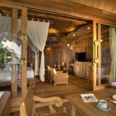 Отель Santhiya Koh Yao Yai Resort & Spa 5* Номер Делюкс с различными типами кроватей фото 3