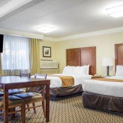 Отель Comfort Inn & Suites Durango комната для гостей фото 6