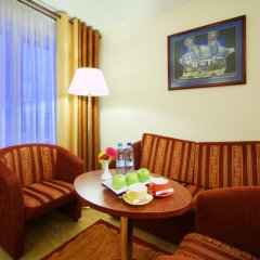 Гостиница Park Inn by Radisson Poliarnie Zori, Murmansk 3* Полулюкс разные типы кроватей фото 7