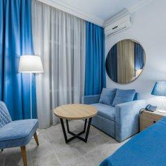 Гостиница Белый Песок Стандартный номер с различными типами кроватей фото 3