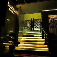 Art Deluxe Hotel Nha Trang вид на фасад