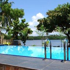 Отель Riverbank Bentota Берувела бассейн фото 2