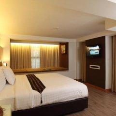 Отель Prestige Suites Bangkok Бангкок комната для гостей фото 18