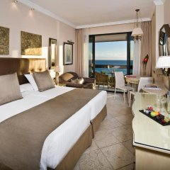 Отель Gran Melia Don Pepe 5* Номер Redlevel с различными типами кроватей фото 2