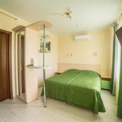 Гостиница Теремок Московский Стандартный номер с двуспальной кроватью фото 10