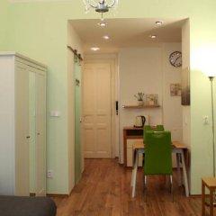 Отель Residence Bílkova Чехия, Прага - отзывы, цены и фото номеров - забронировать отель Residence Bílkova онлайн комната для гостей фото 7