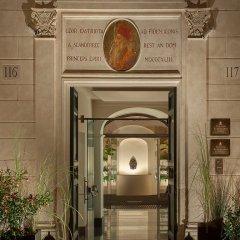 Отель Palazzo Scanderbeg Рим интерьер отеля