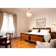 Hotel Quirinale 4* Стандартный номер с различными типами кроватей