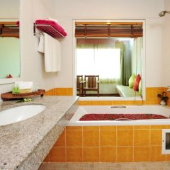 Отель Baumancasa Beach Resort 3* Стандартный номер с различными типами кроватей фото 2