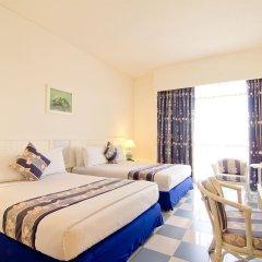 Отель Ambassador City Jomtien Pattaya (Ocean Wing) На Чом Тхиан комната для гостей