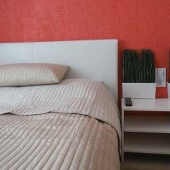 Апартаменты Берлога на Советской Студия с различными типами кроватей