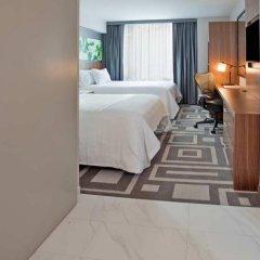 Отель Hilton Garden Inn New York/Central Park South-Midtown West 3* Номер Делюкс с 2 отдельными кроватями