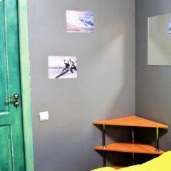 Хостел Решетников Номер с общей ванной комнатой с различными типами кроватей (общая ванная комната) фото 3