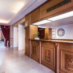 Отель Richmond Opera Париж интерьер отеля