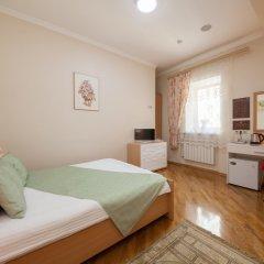 Гостиница ПолиАрт Стандартный номер с двуспальной кроватью фото 11