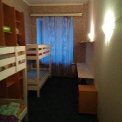 Хостел Толстой Кровать в общем номере с двухъярусной кроватью фото 2