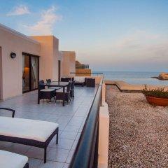 Marina Hotel Corinthia Beach Resort балкон фото 3