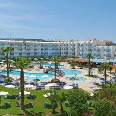 Отель Papantonia Apts Кипр, Протарас - отзывы, цены и фото номеров - забронировать отель Papantonia Apts онлайн бассейн фото 4