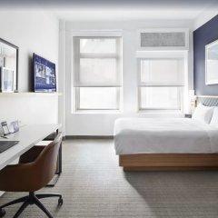 Radisson Hotel New York Wall Street 4* Стандартный номер с различными типами кроватей фото 2